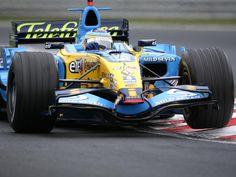 Giancarlo Fisichella - Renault - Hungaroring 2006