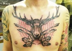 Tattoo Artist - Image Artcore | www.worldtattoogallery.com/chest_tattoos
