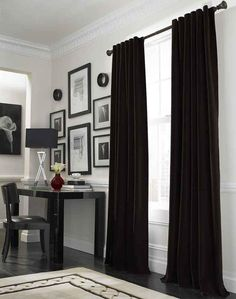 Blind Curtains Cool Grey Curtain Ideas For Large Windows Modern Home Office Table Bedroom Big Fansy