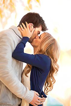 Engagement Kiss by LicieOIC on DeviantArt Bbc Doctor Who, Doctor Who Art, 10th Doctor, Light Skin Men, Rose And The Doctor, Billie Piper, Don't Blink, Rose Tyler, Torchwood