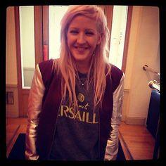 Ellie Goulding hair