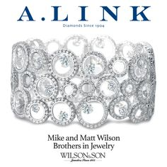 #ManicureMonday #Moms Sink your hand in #diamond bubbles: the Bubbles Cuff from A. Link: http://qoo.ly/6qiaz/0