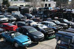 Used Auto Parts, Twin Cities, Atlas U Pull : Used Auto Parts in the Twin Cities VS New