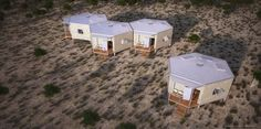 Hex House by Architects for Society refugee crisis housing architecture news Small House Architecture, Architecture Design, Hexagon House, Emergency House, Emergency Shelters, Low Cost Housing, Structural Insulated Panels, Shelter Design, Solar House