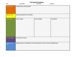 Sample Plc Meeting Agenda  Plcs    Instructional
