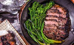 Chef Sang Yoon's Beef and Broccoli