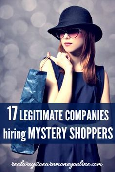 Here's a big list of legitimate companies that hire mystery shoppers. Work From Home Moms, Make Money From Home, Way To Make Money, Earn Money Online, Online Jobs, Money Tips, Money Saving Tips, Saving Time, Mystery Shopper
