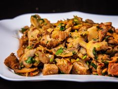 Sandwiches, Dukan Diet, Kung Pao Chicken, Potato Salad, Recipies, Food And Drink, Meat, Ethnic Recipes, Food Recipes
