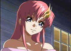 Lacus Clyne - Mobile Suit Gundam SEED