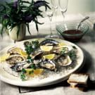 Try the Oysters on the Half Shell with Mignonette Sauce Recipe on williams-sonoma.com/