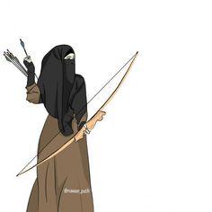 Do'a disaat tahajud bagaikan anak panah yang melesat tepat pada sasaran. (Imam As-Syafi'i) #doodleart #doodlemuslimah #art #kartunmuslimah #hijab #hijab #kartun