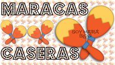 #MartesDeDIY:maracas caseras