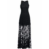 Vestido Longo Renda Forrado -festa - Casamento- Formatura 1