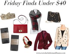Friday Finds Under $40