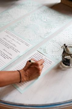 Damara Does Design wedding certificates - Inspired by the Quaker tradition, guests sign this as a witness to the vows. Wedding Certificate, Wedding Art, Vows, Marriage, Things To Come, Inspired, Blog, Inspiration, Design