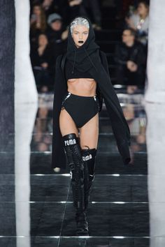 See the Full Fenty x Puma by Rihanna Fall 2016 Collection