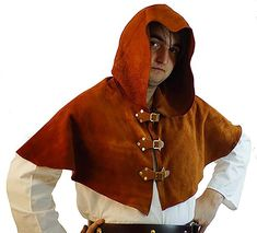 LARP-Cosplay-Mens-Medieval-Archer-ROUND NECKED RE-ENACTMENT SHIRT All Mens Sizes