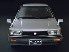 Honda Accord, Car Ins
