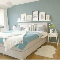 Small Bedroom Paint Colors Ideas_29