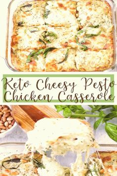 #Keto #recipes #dinner #casserole #dinners Hey yall Do you like extra creamy cheesy casseroles Pesto Easy weeknight dinners that you can prep in advance for the hectic week ahead YES Well then this Keto Cheesy Pesto Chicken Casserole is the recipe for youbrp classfirstletterWe arrange our site for the dinners subjectPlease scroll down with the max content about cheesycasserolespCharacteristic of The Pin Hey yall Do you like extra creamy cheesy casseroles Pesto Easy weeknight dinners that you… Low Carb Keto, Low Carb Recipes, Diet Recipes, Cooking Recipes, Healthy Recipes, Flour Recipes, Chicken Salad Recipe Easy Healthy, Recipes For Lunch, Cooking Crab