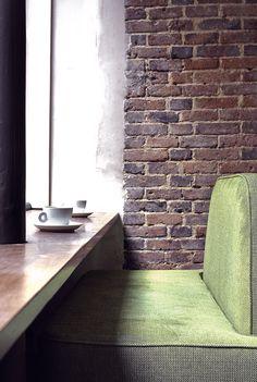 Café Pinson. Brunch et repas vegan et free gluten friendly. PINSON 10e  58 rue du faubourg poissonnière, Paris 10e +33 (0)1 45 23 59 42