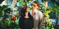 mortal instruments in the green house