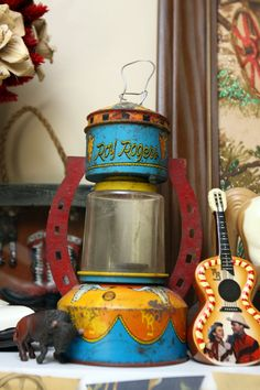 Roy Rogers lantern