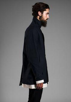 pelicanfossa:  Some lovely looking rubberised cotton, UK made jackets. Hancock (UK)