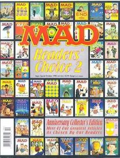 "Why pin each and every ""Mad"" magazine cover in this collection when you can just pin this single pin?"