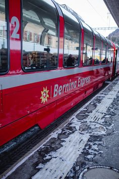 Bergen, Glacier Express, Bernina Express, Train Travel, Coaches, Switzerland, Dreams, Europe, Viajes