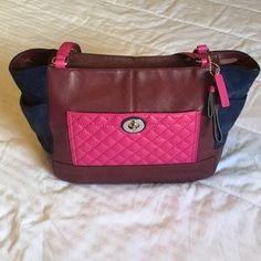 Coach Handbags - Authentic Coach tote