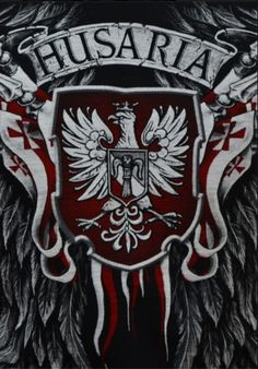 "T-shirt patriotyczny ""Husaria - Amor Patriae Nostra Lex"" HD Polish Symbols, Polish Names, Polish Eagle Tattoo, Poland History, Patriotic Tattoos, Francisco Lachowski, My Family History, Coat Of Arms, I Tattoo"