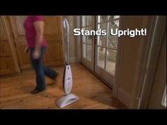 Sienna Luna Plus Steam Cleaner and Mop