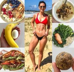 While many of us might think that in order to be healthy, you need to eat less, one dietitian is out to prove that in fact you may need to consume more calories in order to stay lean. Healthy Eating Guidelines, Eating Healthy, Clean Eating, Women's Mental Health, Food Nutrition Facts, Nutrition Guide, Running Wear, Grapefruit Diet, Small Meals