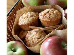 Apple Butter Muffins. Photo by Calee
