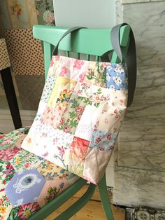 Fabric.  Let's talk fabric.  I rather like it but then you know that already.  I think my first love will always be the fabulous florals of ...