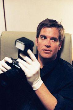 .Tony and his trusty camera