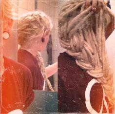 dreads color