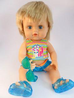 Cicciobello Sommer Babypuppe & Gewinnspiel