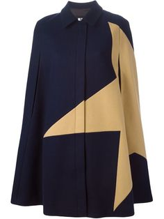 Shop MSGM two-tone cape in Hampden from the world's best independent boutiques at farfetch.com. Shop 300 boutiques at one address.