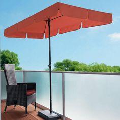 rechteck sonnenschirm für balkon