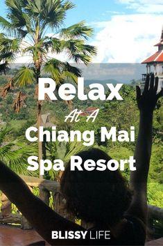 Extraordinary Indulgence At Panviman Chiang Mai Spa Resort via @blissy_life