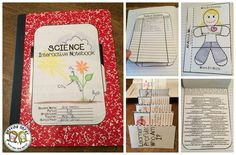 Blog post about setting up students' Interactive science notebooks