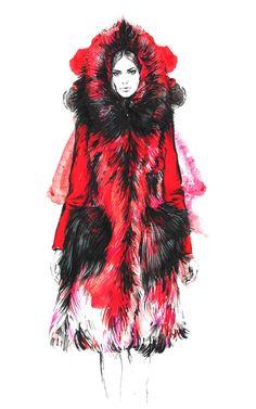Dolce & Gabbana. on Illustration Served