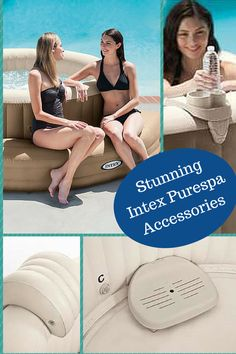 intex purespa accessories