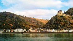 On the Rhine, Germany