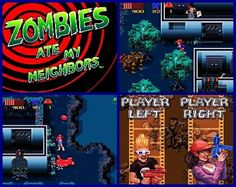 #zombies #ate my #neighbors #zombie #attack #fight #survive #hero #two #players #boy #girl #weapons #fun #entertaining #game⠀ #classic #nintendo #SNES ⠀ #New  #Reviews - #Fun #Finds - #Games and #More - #Read them all on my #blog ⠀ https://buff.ly/2DS78rT⠀ https://buff.ly/2DR8piW