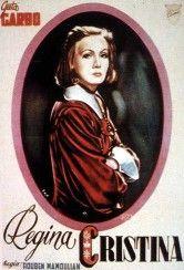 La regina Cristina [B/N] - Indotta a un matrimonio politico per favorire l'alleanza con la Spagna, la regina Cristina di Svezia si mette a girare per le strade del suo Paese vestita da uomo. In una locanda conosce l'a