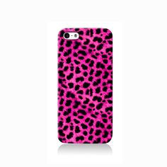 Girly Pink Leopard iPhone case iPhone 6 case by VDirectCases