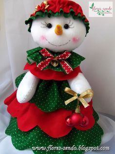 38 Ideas Sewing Crafts To Sell Christmas Quilted Christmas Ornaments, Christmas Crafts To Sell, Felt Christmas Decorations, Christmas Sewing, Holiday Crafts, Christmas Holidays, Holiday Decor, Snowman Crafts, Felt Crafts